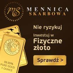 Mennica Skarbowa - Pewne inwestycje w metale szlachetne