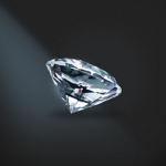 Diament 0,43 ct /G/ SI1